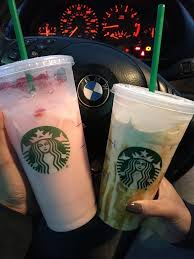Trenta Pink Drink 2 Shots On Ice With Caramel Drizzle