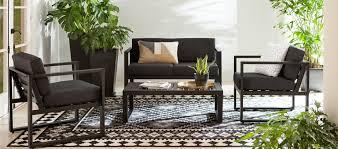 Modern Outdoor Furniture Decor AllModern Regarding Remodel 8