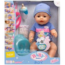Baby Born Interactive Boy Achat Vente Accessoire Poupée Cdiscount