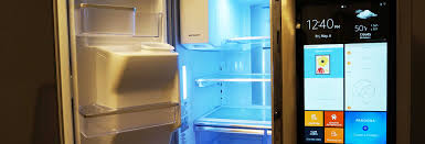 Samsung Refrigerator Leaking Water On Floor by A Peek Inside The Samsung Family Hub Refrigerator Consumer Reports