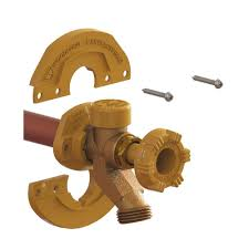 Woodford Faucet Model 14 by Woodford 4 Piece Over Size Wall Flange Kit Rk Osf The Home Depot
