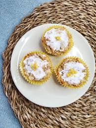 lockere low carb zitronen muffins familiengezwitscher