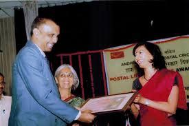 100 Sridhar Murthy IPASP ANDHRA Awards For PLI RPLI Best Performers In AP