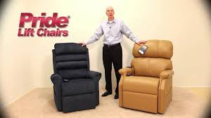 Pride Serta Lift Chair by Lc 525 And Lc 576 From Pride Lift Chairs Youtube