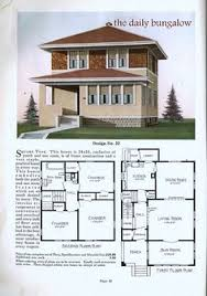 American Foursquare Floor Plans Modern by This Floor Plan Only Alterations