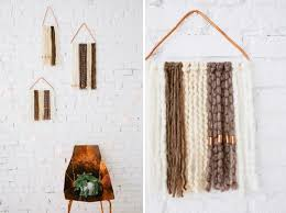 View In Gallery Easy DIY Wall Hanging