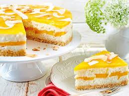mango milchreis torte rezept lecker