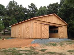 Horse Barns B01 340x128 Barn Wleanto Midwest Steel Carports Horse Shelter Plans Shed Pinterest Shelter Barns 42x26 Garage Lean To Building By Leanto Style Dry Creek Mini Inc Leanto J N Structures With Leanto Builders Tos Keystone Supplier Of Equine Sheds Door Hdware Pole And Pictures Farm Home Llc Our 24x 24 One Story Post Beam Barn Loft Open Jn All American Whosalers Tack Room