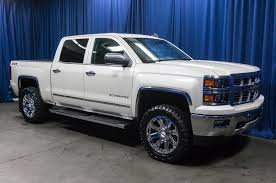 Used Lifted 2015 Chevrolet Silverado 1500 Ltz Z71 4×4 Truck For Sale ...