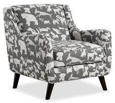 Carma Linen-Look Fabric Accent Chair – Doggie Graphite From Bunk Beds To Accent Chairs Fniture Of America Has A Cottonpoly Blend With Whimsical Rooster Print On Maple Legs Types Accent Chairs Deqor Blog Braxton Culler 1969001 Exposed Wood Chair Details About Modern Living Lounge Tufted Bench Velvet Navy Blue 15496 Simpli Home Jamestown 27 In Wide Transitional The Importance By Janette Ewen Mobilia White Whimsical Armless Slipper Overstockcom Designers Best Picks Homelegance Orson Craftmaster Traditional Woodframed