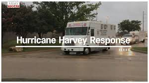 Salvation Army Today - 8.29.2017 - Hurricane Harvey Response - YouTube