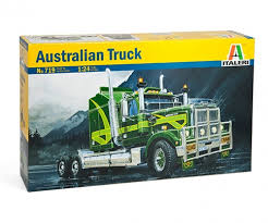 1:24 Australian Truck - Truck/Trailers/Accessories 1:24 - Plastic ... Tamiya 56348 Actros Gigaspace 3363 6x4 Truck Kit Astec Models Ford F150 The Crittden Automotive Library Toyota Hilux Highlift Electric 4x4 Scale Truck Kit By Meccano New Set 4x4 Building Sets Kits Baby Revell 1937 Panel Delivery 854930 125 Plastic Italeri 124 3899 Iveco Stralis Hiway Model Deans Hobby Stop Colctable Model Car Motocycle Kits 300056335 Mercedes Benz 1851 Gigaspace 114 07412 Peterbilt 359 From Kh