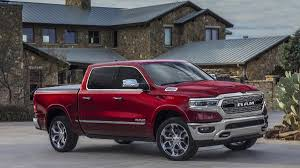 2019 Ram 1500 Pickup Truck – Power, Storage, Luxury And More