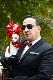 Tompkins Square Halloween Dog Parade by Anthony Rubio At The 25th Annual Tompkins Square Halloween Dog