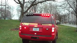 100 Bowman Truck Sales 2012 Chevy Fire Command Vehicle By R B YouTube