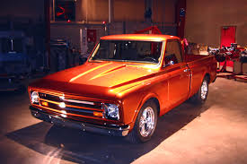 100 Stylin Trucks Stacey Davids Copperhead 1967 Chevrolet CK Pickup