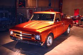 100 Powerblock Trucks Stacey Davids Copperhead 1967 Chevrolet CK Pickup