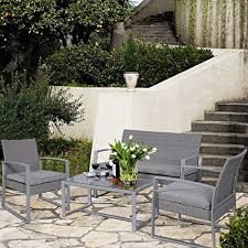 Patio Furniture Sets Under 300 by The Best Outdoor Patio Furniture Conversation Set November 2017