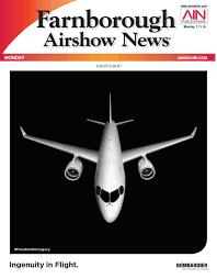 Esi Sinks Kent Wa by Farnborough Airshow News 07 11 16 By Aviation International News