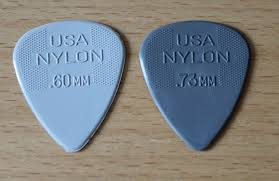 Dunlop 60mm Vs 73mm Pick