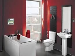 Great Paint Color Schemes For Bathrooms Nice Design