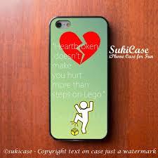 IPhone 5 Case Tumblr Love Quote Wording Heartbrokn IPhone 5s