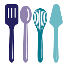Appealing Cooking Utensils Clipart 30 About Remodel Music Clipart