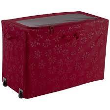 Christmas Tree Storage Tote With Wheels by Christmas Storage U0026 More You U0027ll Love Wayfair