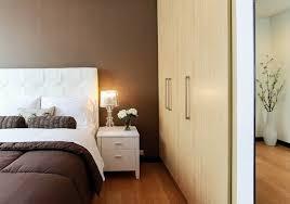kleines schlafzimmer gemütlich u platzsparend einrichten