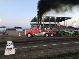 100 Truck Tractor Pull NTPA And