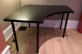 Linnmon Corner Desk Dimensions by 2 Ikea Desks 1 Large Corner â 30 1 Medium Size â 15 Buy