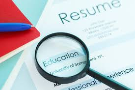 How To Put Your Education Work On Resume