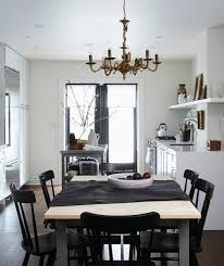 Black Dining Chairs Design Ideas