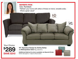 Fred Meyer Bailey Sofa by Fred Meyer Anniversary Sale 2016 Tillamook Seventh Generation
