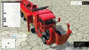 Kenworth T600B Heavy Haul Tow Truck   FS15 Mods