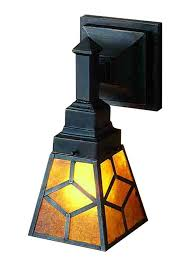 arts and crafts wall sconces kitchens with corner sinks moen