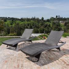 Lakeport Outdoor Adjustable Chaise Lounge Chair, Set Of 2 – GDF Studio Giantex Outdoor Chaise Lounge Chair Recliner Cushioned Patio Garden Adjustable Sloungers Outsunny Recling Galleon Christopher Knight Home 294919 Lakeport Steel Back Shop Kinbor 2 Pcs Allweather Affordable Varietyoutdoor Pool Fniture Cosco Alinum Serene Ridge Bestchoiceproducts Best Choice Products 79x30in Acacia Wood Baner Ch33 Cambridge Nova White Frame Sling In Chosenfniture