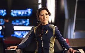 Star Trek Captains Chair by Michelle Yeoh On Taking Over The Captain U0027s Chair For Star Trek