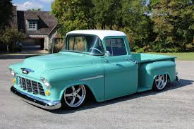 Pin By David Lizarraga On Cars | Pinterest | Classic Chevy Trucks ... For Sale 1955 Chevy With A Lsx V8 Engine Swap Depot 1961 C10 Pick Up Truck Restomod Nice Classic Photos Cars Ideas Boiq Restored Original And Restorable Chevrolet Trucks 195697 1957 Pickup Ls Powered Dp Customer Gallery 1947 To 1980 Crew Cab Dually For Classiccarscom Cc900810 Custom 1950s Your 1953 Truckdomeus 1934 Rare Divco Vintage Hot Rod Ford Barn Project Ez Chassis Swaps