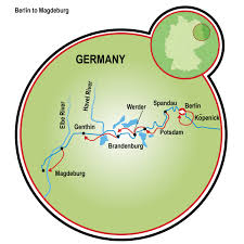100 Magdeburg Water Bridge To Berlin Bike And Barge Tour Germany Tripsite