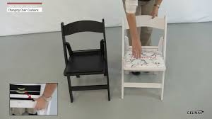 Hercules Resin Folding Chairs by Oxford Resin Folding Chair Changing Chair Cushions Padded Seat