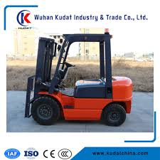 China 2ton Small Diesel Forklift Truck Cpcd20 With Xinchai A490 ...