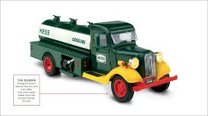 100 Toy Tanker Trucks The Hess BackThough It Never Really Disappeared From The