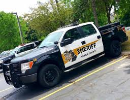 100 Ford Police Truck Monroe County Sheriff 48 F150 Modern Sheriff Dept Vehicles