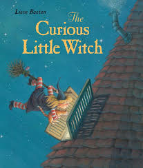 Childrens Halloween Books Witches by The Curious Little Witch Lieve Baeten 9780735823051 Amazon Com