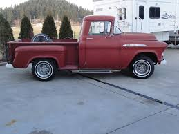 1957 Chevy Pickup Truck 3100 Short Bed Step Side - Used Chevrolet ... Easy Truck Bed Storage 9 Steps With Pictures Photo Gallery Madison Auto Trim Gm Amp Research Bedstep 2 Trekstep Retractable Step Side Mounted Southern Outfitters Buy Great Day Tnb2000b Truckn Buddy Without Iron Cross Sidearm Bars Free Shipping And Price Match Guarantee Dualliner F150 Styleside Raptor W Factory Tailgate Step Chevygmc 12500 Add Lite Access Plus 1957 Chevy Custom Cab Short Gmc Extra Cabs Parts Westin Automotive