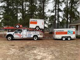 100 U Haul Pickup Trucks How Moves Multiple Trailers In One Trip Hookit