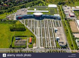 aerial view to furniture house stockfotos und bilder kaufen