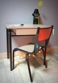 bureau customisé bureau vintage bureau écolier meuble enfant vintage customisé 1 2 3