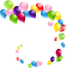 Flying Spiral Balloons